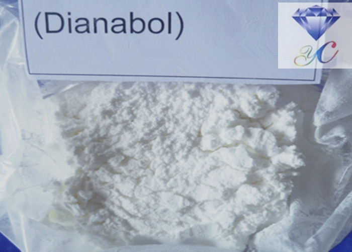 Methandrostenolone Dianabol Legal Anabolic Steroids / Weight Loss Anabolic Steroids CAS:72-63-9