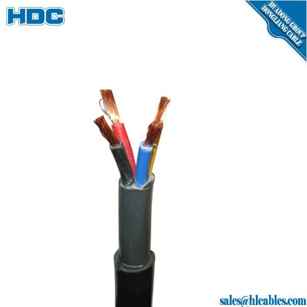 Flexible halogen-free high voltage power cables for Electric Vehicle-EV Car/Bus