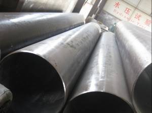 Carbon Seamless Steel Pipe with Big Diameter