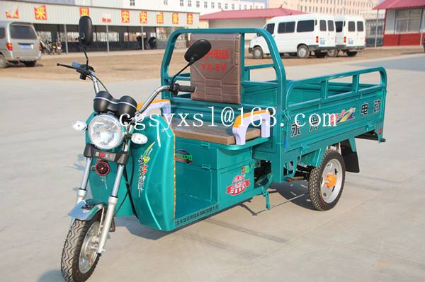 electric tricycle for cargo