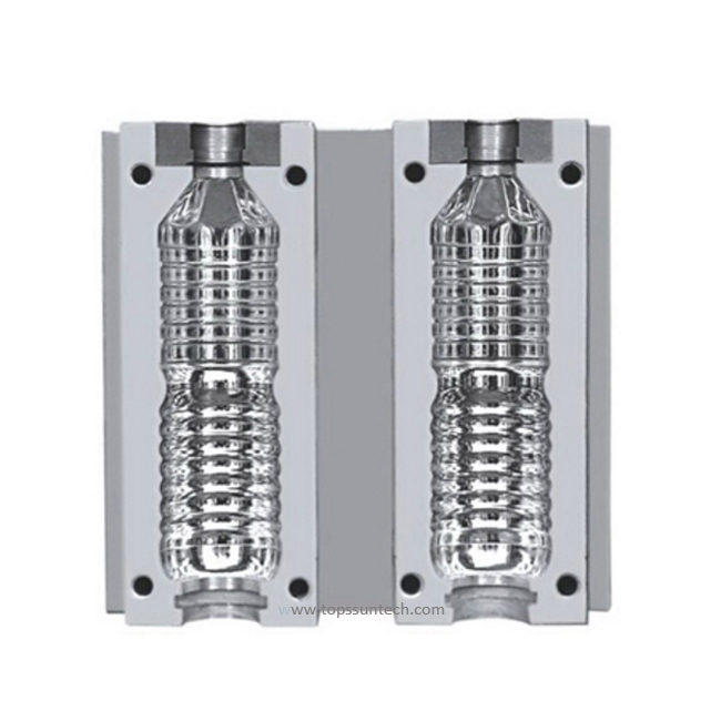 Wholesale products steel plastic 2 cavity bottle blowing shaping mould bottle mold design