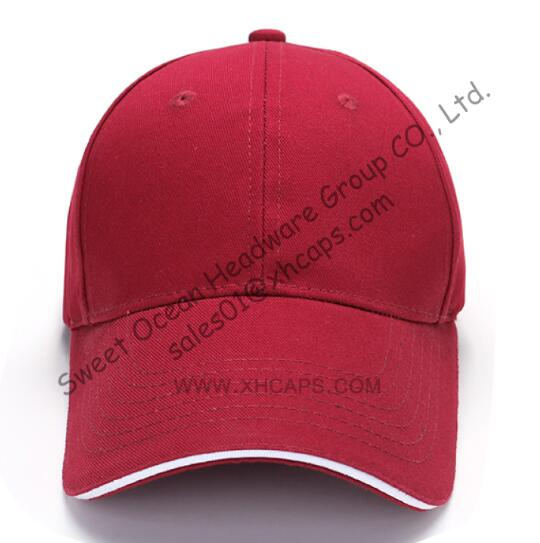 Customzied 5 Panel Baseball Caps For Promotional