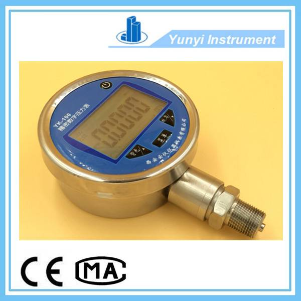 digital panel mount pressure gauge