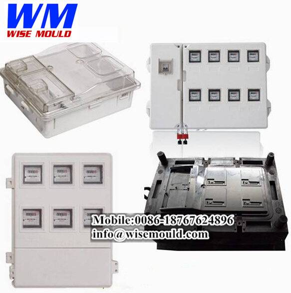 Factory price-Plastic electric meter box mould&electricity meter box mold&SMC electric tool compress