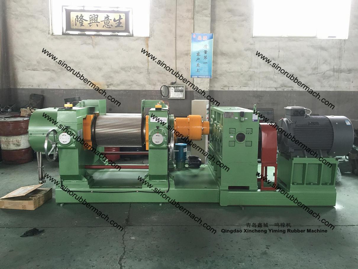 Rubber Crusher,Rubber Crushing Mill Machine Manufacturer