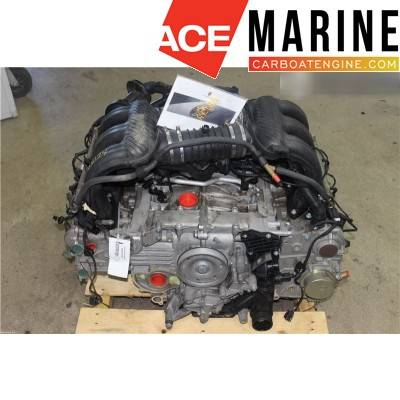 PORSCHE BOXSTER engine - M96.26 Used Car Engine
