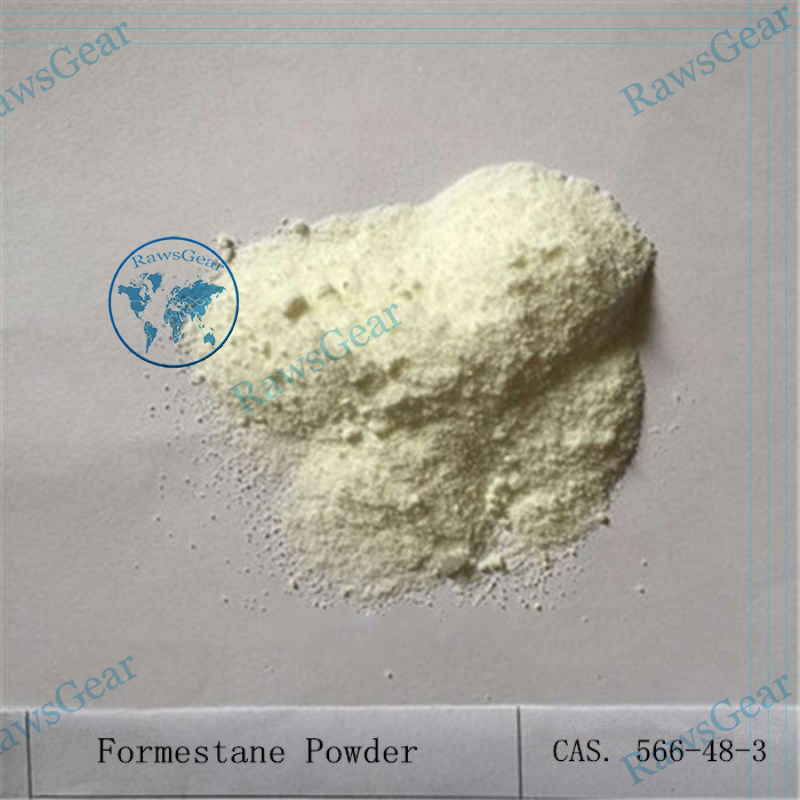 Formestane Lentaron powder CAS 566-48-3