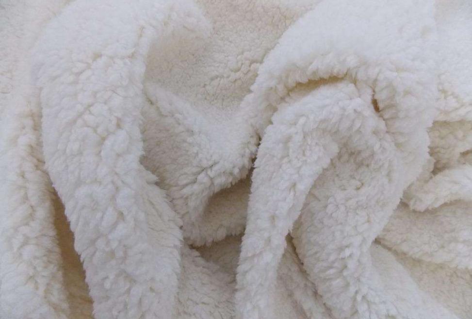 Sherpa Velvet For Garments & Bags &Shoes