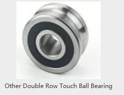 Other Double Row Touch Ball Bearing