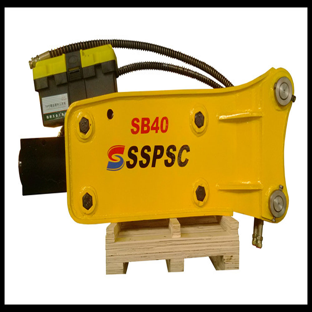 Top Type Hydraulic Breaker Hammer fo 3-7ton