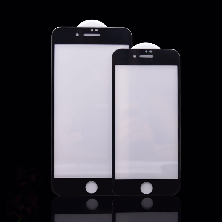 Full cover tempered glass screen protector for iPhone 8, iPhone 8 Plus