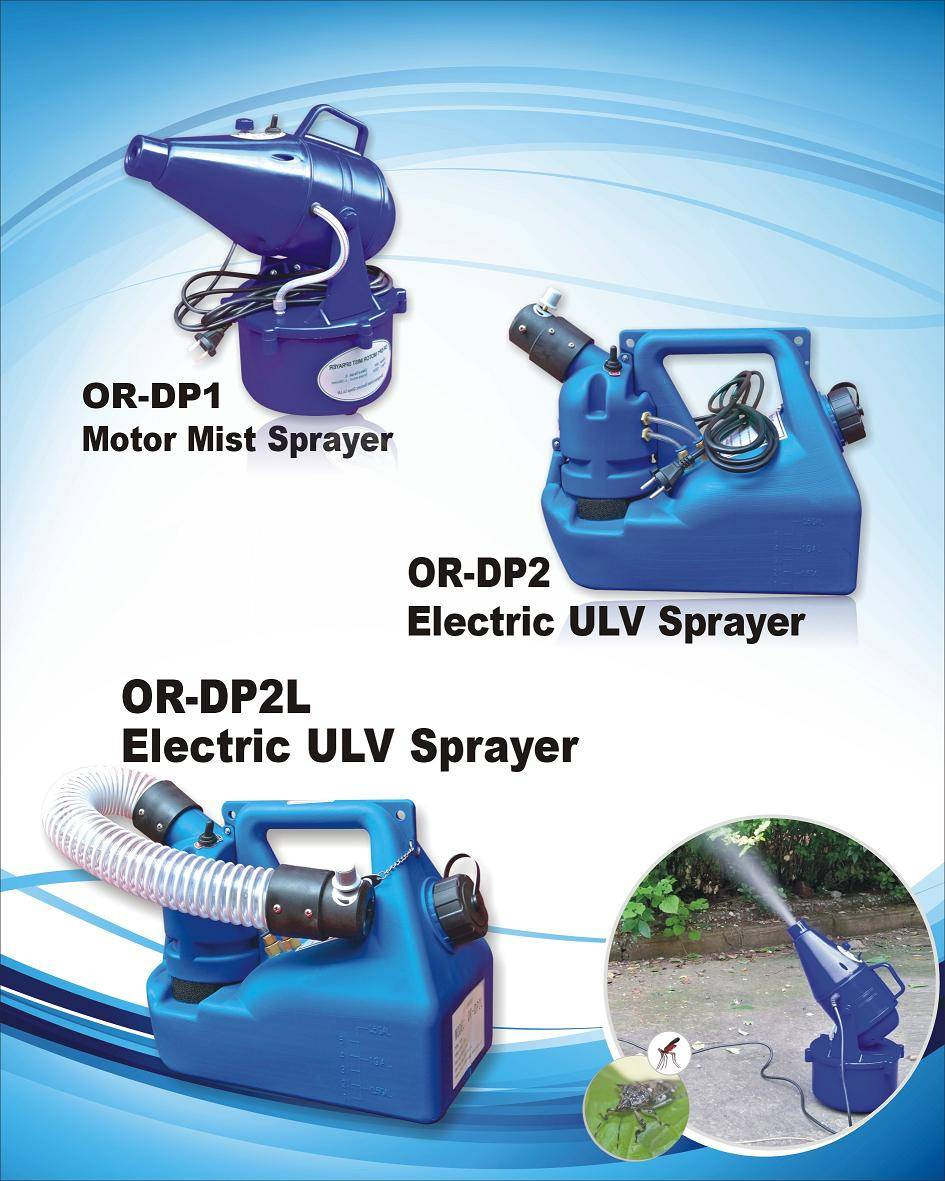 Aerosol Sprayer (OR-DP2L Aerosol Dispenser) for disinfection Microbe Termite