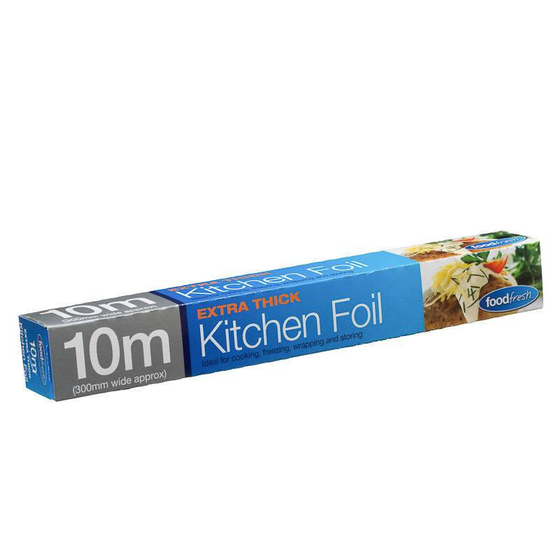 food grade aluminium foil for food packaging and cooking