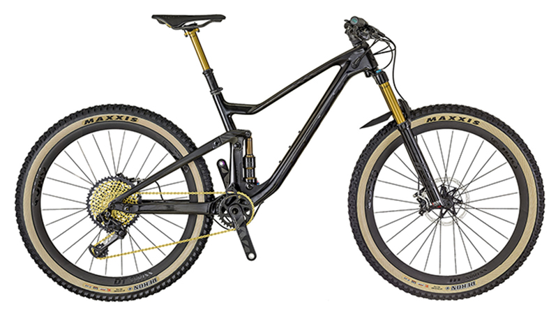 2018 Scott Genius 700 Ultimate Mountain Bike