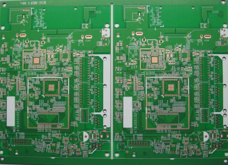 Low prices 2 layer PCB