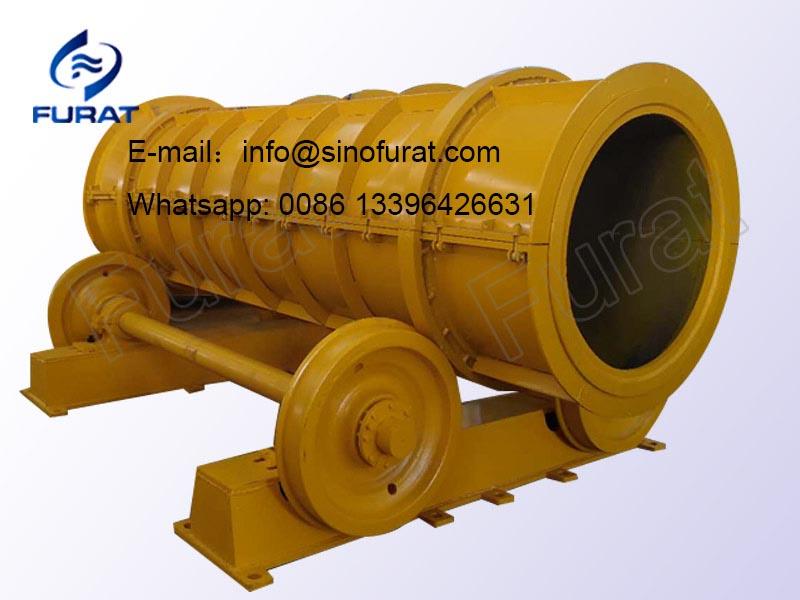 Furat CF1000 RCC Concrete Pipe Making Machine