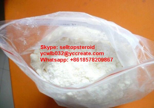 High Purity Raw Steroid Powders Estradiol Cypionate / Depofemin CAS 313-06-4
