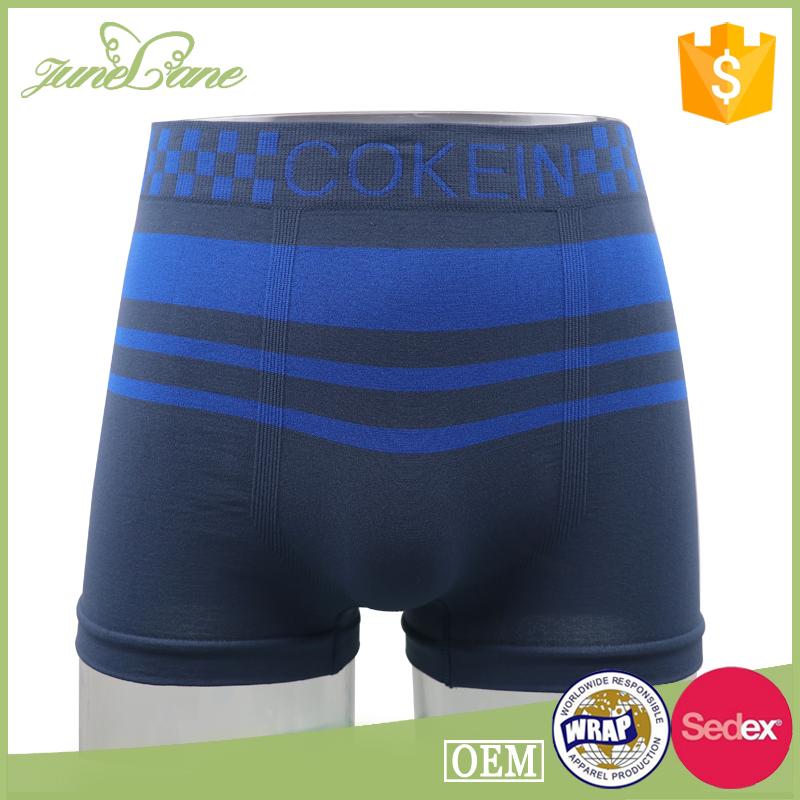 Latest design popular fashion underwear mens briefs boxer shorts