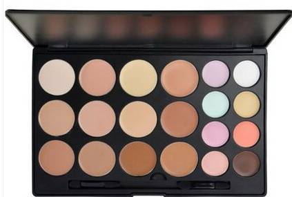 Pressed Powder 12 Colors Blush and 8 Colors Eyeshadow