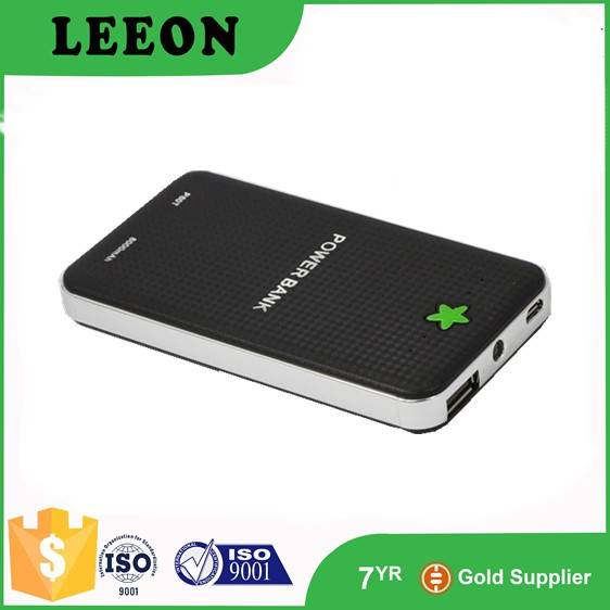 portable charger with OEM service power bank 5000mah