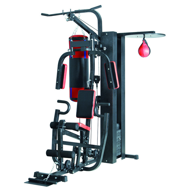 GS-3001C-1 Multi Station Purpose Body Building Machine Home Gym Equipment