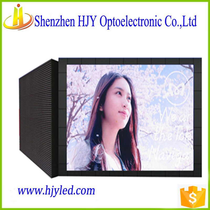 express shenzhen led outdoor p6 full color led display p6 smd led display