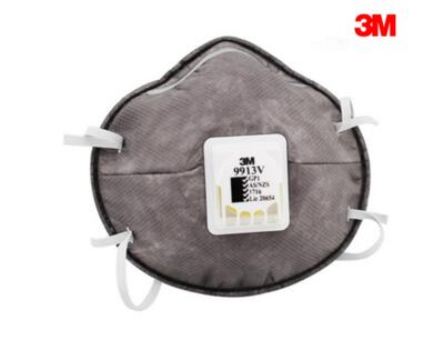 3M 9913V Activated carbon mask