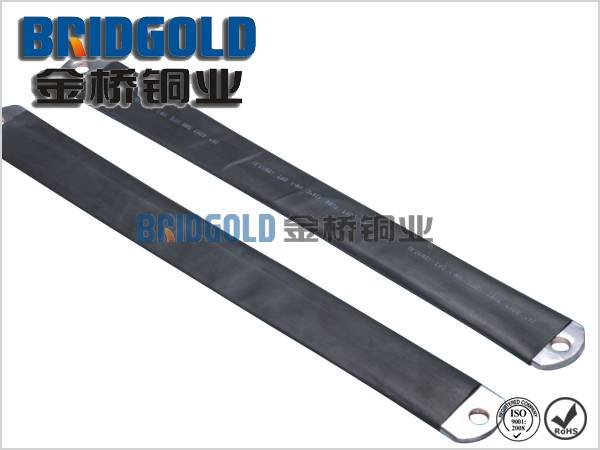 Factory Flexible insulated earthing tapes RoHS