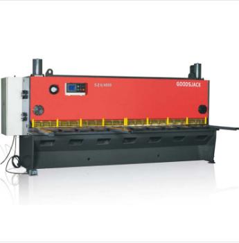 Sheet metal CNC guillotine shearing machine