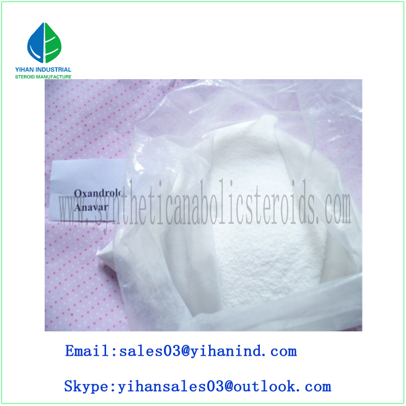 Raw Anabolic Steroid Powder Anavar Oxandrolone CAS 53-39-04 Bodybuilding/Muscle Gaining