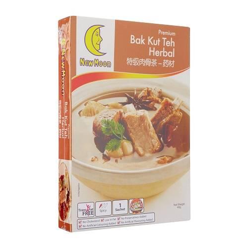 NEW MOON Bak Kut Teh Spices Herbal