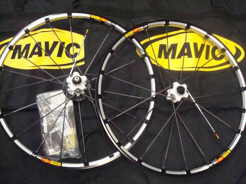 2013 Mavic Crossmax SLR 29er Mountain Bike Bicycle Wheel Wheelset