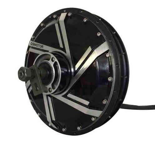 6000W Spoke Hub Motor for electric motorcycle