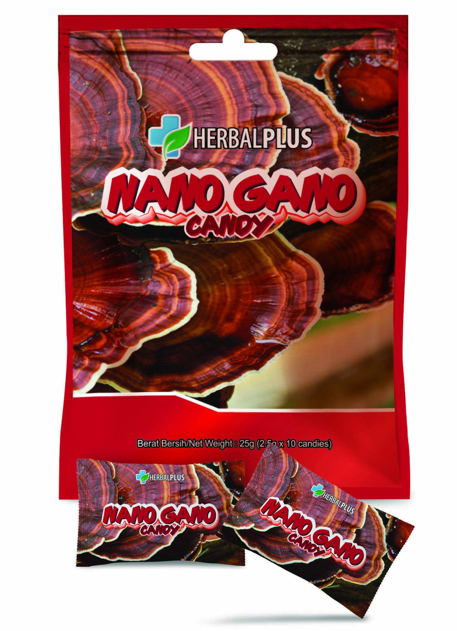 Nano Gano Candy
