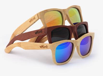 wholesale cheap wooden sunglasses in china
