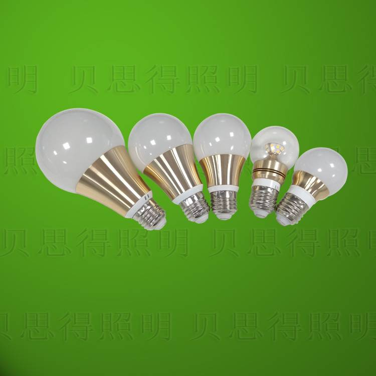 Die-Casting Aluminum LED Bulb light