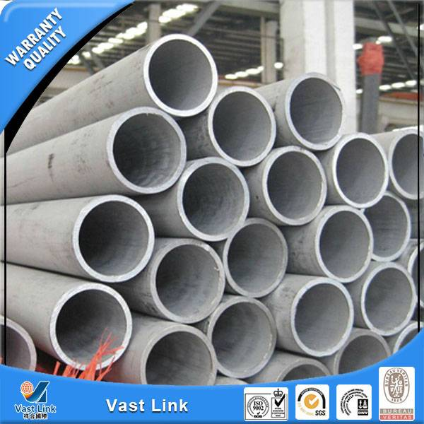 ASTM A269 304/316/316l/321/310/201 structure stainless steel seamless pipe