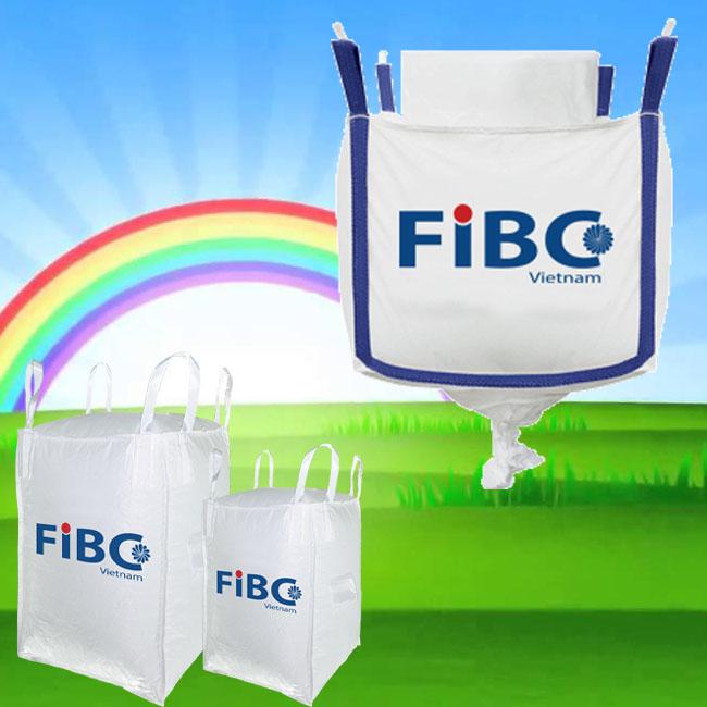 FIBC BULK BAG FLEXIBLE INTERMEDIATE BULK CONTAINERS IN VIETNAM
