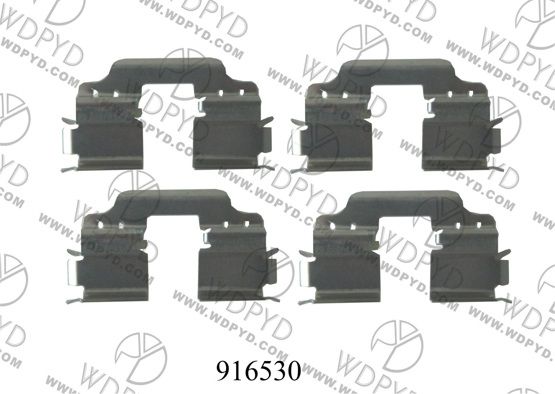DISC BRAKE PAD CLIP 916530 For  MERCEDES-BENS A150 2002-2004