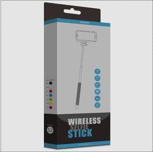 iMyMax 180 Degree Rotation Wireless Selfie Stick