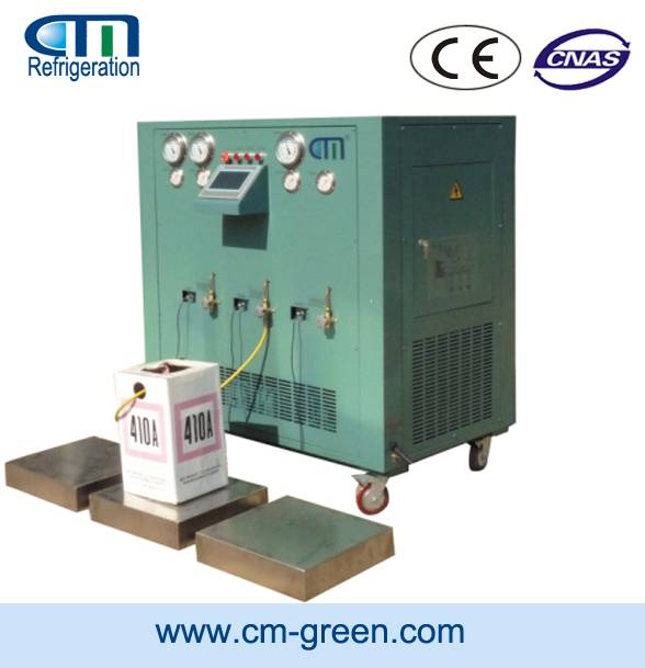 CM20 Multiple-Stage Refrigerant Sub-Package System
