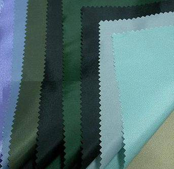 Spandex Polyester Pongee