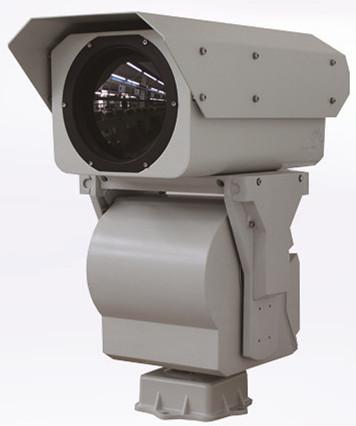 Long Range PTZ IR Thermal Camera for 16km
