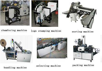 ice cream stick sorting machine , ordering machine, selecting machine