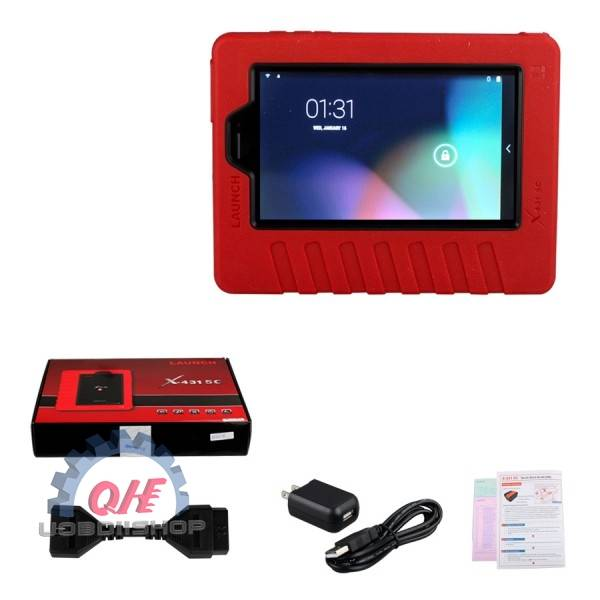 LAUNCH X431 5C Wifi/Bluetooth Table Diagnostic Tool Support Online Update Perfect Replacement Of X43