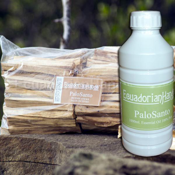 24 Kg Incense sticks Agarbatti Palo Santo + 1000 ml Essential oil 100% pure