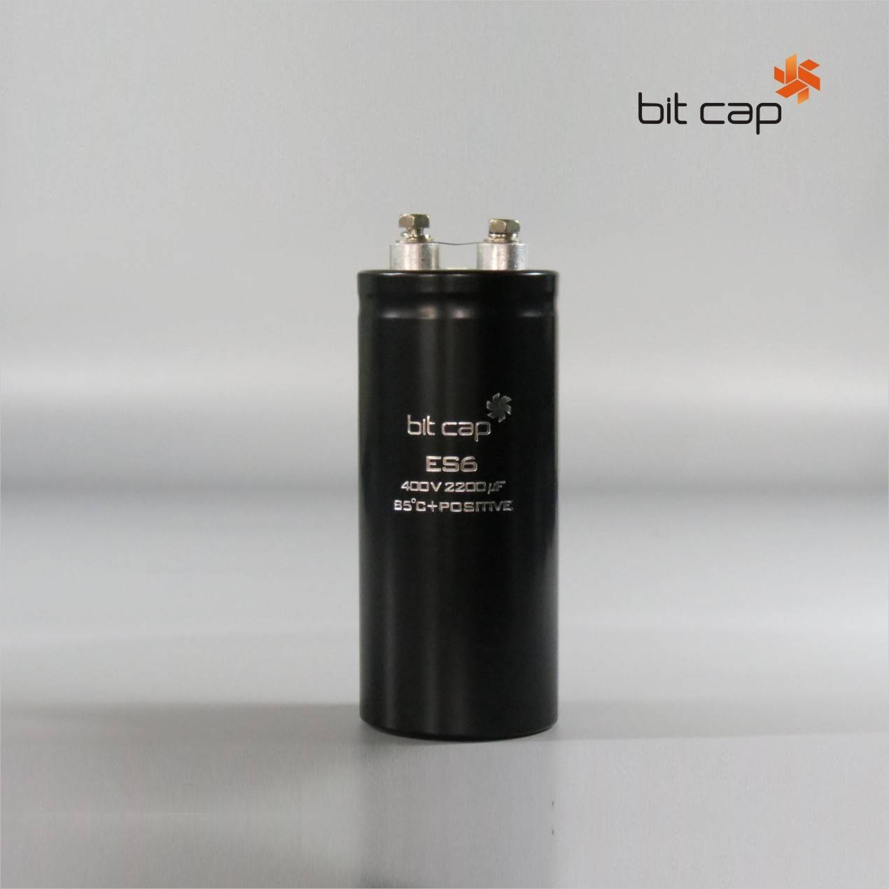 ES6  400v 2200uF aluminum electronic capacitors