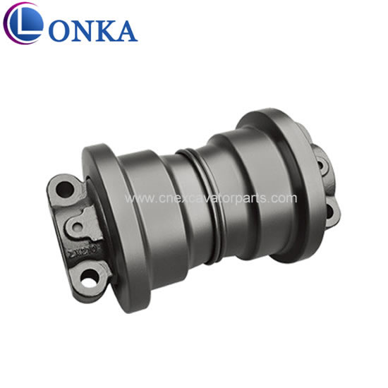 Construction Machinery Parts Undercarriage EX200-2 Track Roller Friction Welding parts