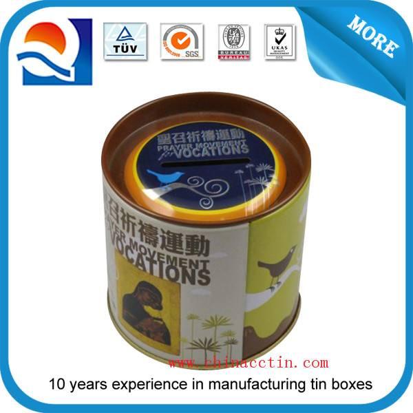 hot selling coffee tin can