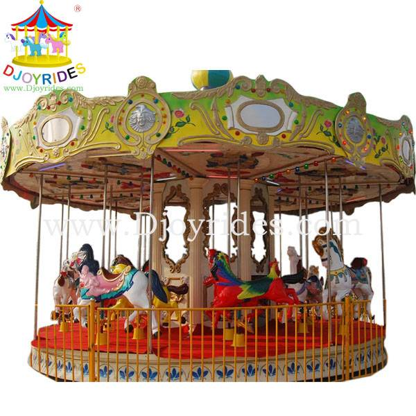 Playground Outdoor Carousel